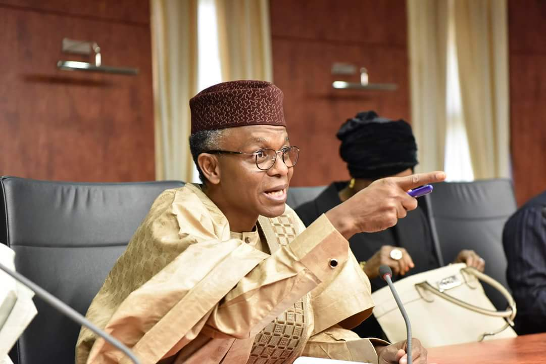 El-Rufa'i to Kaduna APC: I've no 'anointed' candidate in 2019